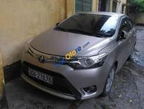 Chỉnh chủ bán Toyota Vios G sản xuất 2014, màu bạc