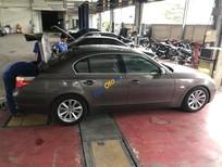 Cần bán xe BMW 5 Series 530i sản xuất năm 2009, màu nâu, nhập khẩu