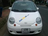 Bán ô tô Daewoo Matiz SE sản xuất 2004, màu trắng, nhập khẩu còn mới