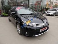 Bán xe Toyota Corolla altis 1.8AT đời 2014, màu đen số tự động