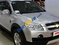 Chính chủ bán Chevrolet Captiva AT sản xuất 2008, màu bạc