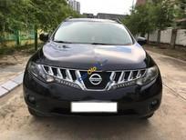Bán Nissan Murano 3.5 V6 năm sản xuất 2009, màu đen, xe nhập