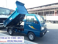 Bán xe tải ben nhỏ máy Suzuki 750kg, Thaco Towner 800