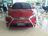 Toyota Mỹ Đình - Toyota Yaris 2017, khuyến mại cực tốt, hỗ trợ làm Uber và Grab, LH: 0976112268