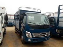 Thông tin xe tải Ollin 3.5 tấn mui bạt Thaco Trường Hải mới nâng tải 2017