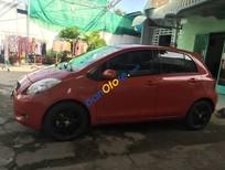 Cần bán gấp Toyota Yaris AT đời 2008, màu đỏ, giá tốt