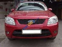 Xe Ford Escape XLS sản xuất năm 2011, màu đỏ, giá chỉ 490 triệu