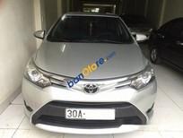 Bán xe Toyota Vios G đời 2014, màu bạc chính chủ, 520tr