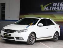 Bán xe Kia Forte S 1.6AT đời 2013, trắng, 46.000km, BSTP