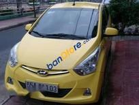 Bán Hyundai Eon MT đời 2012, màu vàng, giá chỉ 230 triệu