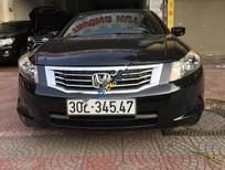 Cần bán xe Honda Accord 2.4 năm sản xuất 2007, màu đen, nhập khẩu nguyên chiếc