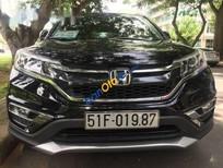 Cần bán xe Honda CR V 2.4 sản xuất 2015, màu đen