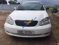 Cần bán gấp Toyota Corolla sản xuất 2003, màu trắng, giá chỉ 169 triệu