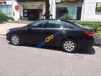 Bán xe Toyota Camry AT đời 2008, màu đen