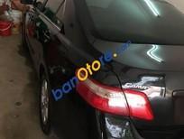 Bán xe Toyota Camry AT đời 2008, màu đen, 590tr