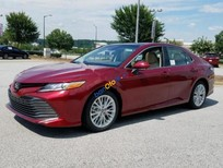Bán ô tô Toyota Camry XLE đời 2017, màu đỏ, nhập khẩu