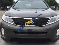 Cần bán xe Kia Sorento AT đời 2014, màu nâu