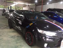 Cần bán Kia Cerato Koup đời 2009, màu đen, nhập khẩu