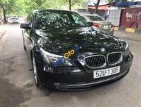 Bán ô tô BMW 5 Series 530i đời 2008, màu đen chính chủ