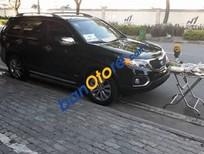 Cần bán xe Kia Sorento AT 2012, màu đen, giá chỉ 700 triệu