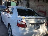 Bán ô tô Toyota Vios Limo đời 2009, màu trắng xe gia đình, giá chỉ 235 triệu