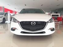 Cần bán xe Mazda 3 AT sản xuất 2017, màu trắng giá cạnh tranh