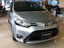 Toyota Vios 1.5E 2017,giảm giá cực SỐC, tặng phụ kiện, giao xe ngay
