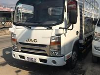 Xe tải Jac 1.9 tấn cabin vuông, động cơ Isuzu siêu tiết kiệm