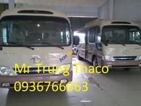 Xe khách Hyundai 29 chỗ nhập 3 cục tại Hải Phòng Thaco County HB73s - 0936766663