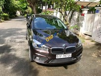 Cần bán BMW 2 Series 218i sản xuất năm 2016, màu đen, nhập khẩu nguyên chiếc