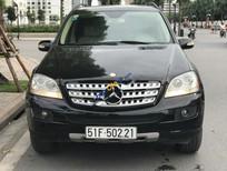 Bán ô tô Mercedes ML 350 đời 2007, màu đen, nhập khẩu, 618tr