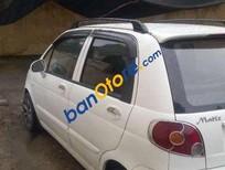 Bán Daewoo Matiz SE đời 2007, màu trắng, 86 triệu