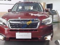 Bán xe Subaru Forester sản xuất 2017, màu đỏ, nhập khẩu nguyên chiếc