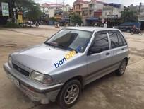 Cần bán xe Kia Pride đời 2004, màu bạc