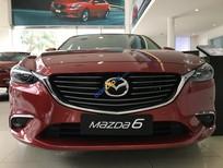 Cần bán Mazda 6 2.0 AT năm 2017, màu đỏ, giá 899tr