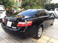 Cần bán lại xe Toyota Camry 2.4 đời 2007, màu đen, nhập khẩu số tự động