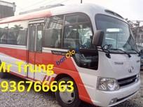 Bán xe khách 29 chỗ giá tốt nhất tại Hải Phòng Hyundai County HB73s - 0936766663