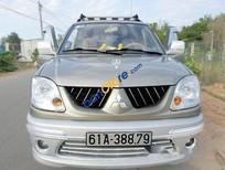 Bán ô tô Mitsubishi Jolie 2.0MPI 2007, màu vàng xe gia đình, giá tốt