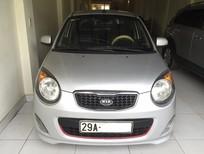 Cần bán xe Kia Morning slx 2010, màu bạc, nhập khẩu, 250 triệu