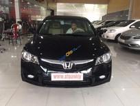 Cần bán lại xe Honda Civic 1.8 AT sản xuất 2009, màu đen, giá 405tr