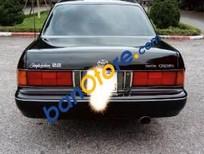 Bán Toyota Crown Royal Supper Saloo 3.0 AT đời 1995, màu đen, nhập khẩu