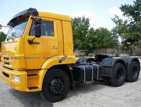 Bán đầu kéo Kamaz 65116 (6x4) model 2016 tại Kamaz Bình Dương | Đầu kéo Kamaz 45 tấn