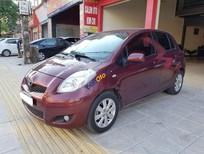 Bán xe Toyota Yaris Verso 1.3 đời 2010, màu đỏ, xe đẹp