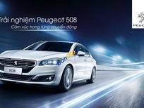 Peugeot 508 Facelift nhập khẩu Châu Âu