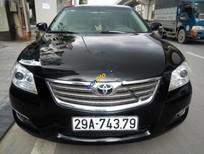 Cần bán lại xe Toyota Camry 2.4G đời 2006, màu đen số tự động, giá chỉ 540 triệu