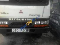 Bán Mitsubishi Canter 2008, màu trắng, xe bao đẹp còn rin, máy chưa qua sửa chữa