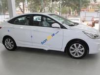 Bán Hyundai Accent 1.4 AT năm 2017, màu trắng, xe nhập
