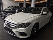 Cần bán xe Mercedes E300 AMG 2017 - Chỉ cần thanh toán 540 triệu đồng - nhận xe ngay