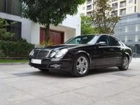 Cần bán lại xe Mercedes đời 2008, màu đen, như mới,