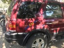 Cần bán Ford Escape 3.0 V6 đời 2002, xe đẹp